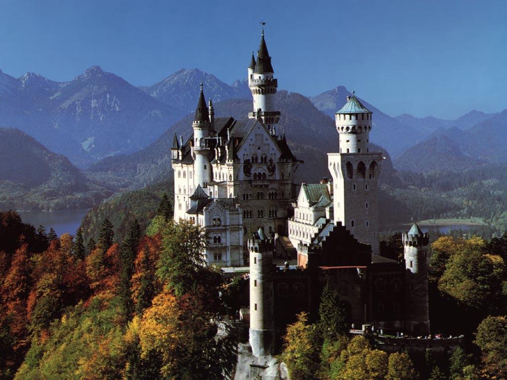 Casas Casonas y Palacetes Neuschwanstein