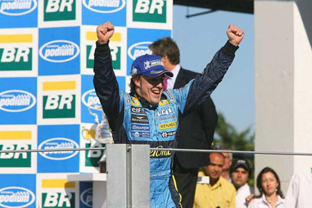 Alonso Campeon